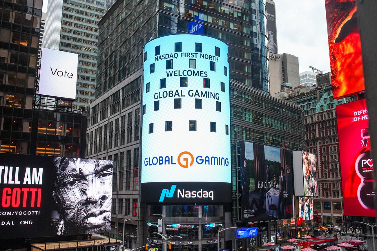 Nigel Balcarres ny chef på Global Gaming